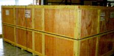 千葉 梱包用木箱(国内・輸出)